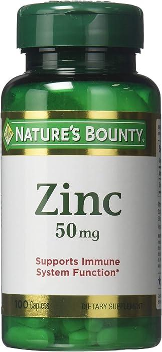 Top 10 Nature Made Zing