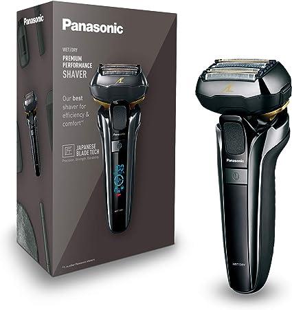 Panasonic ES-LV6Q-S803 Máquina de afeitar de láminas Negro, Acero ...
