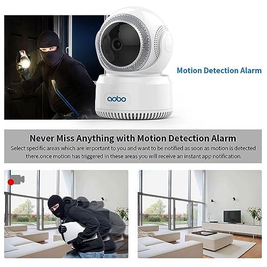Kameraroboter Das Beste Überwachungskamera 1080 P Hd Video Bulb Wireless Home Security Surveillance 360 Nachtsicht Zweiwege-audio Bewegungserkennung Innen Professionelles Design
