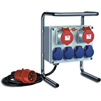 Brennenstuhl 1153750 TPF Comercial 0007690170015-Caja de distribucion electrica
