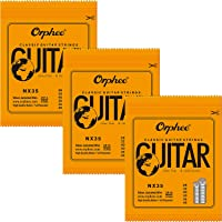 Orphee NX35 Classic Nylon Classical Student Guitar Strings Wire Strigning