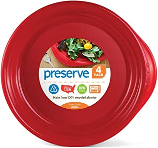 product image for PRESERVE Everyday Plate Pepper Red