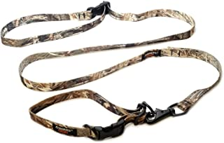 product image for Croakies Stunt Puppy Camo Prints Dog Collar & Leash, Mossy Oak & Realtree