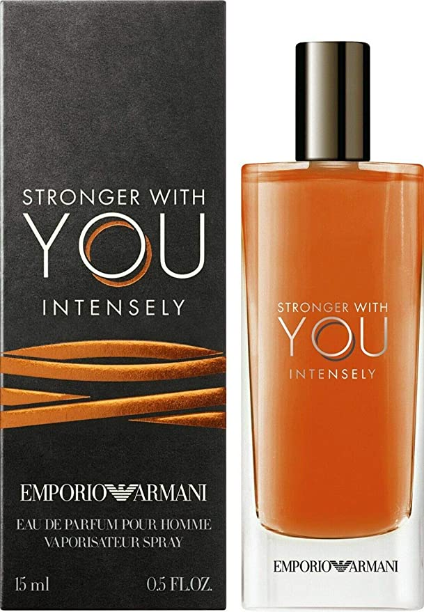 giorgio armani stronger with you intensely