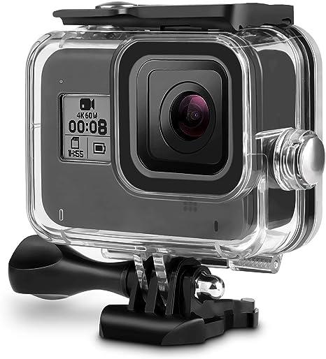 Rhodesy Estuche Impermeable para GoPro Hero 8 Black, Caja ...