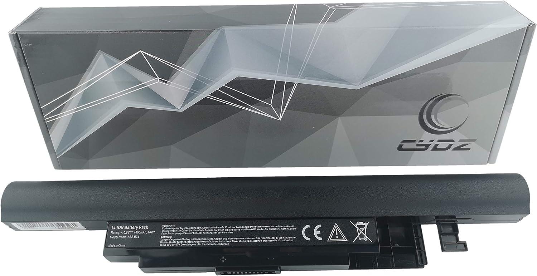 10.8V 4400mAh Bateria de laptop A41-B34 A32-B34 A31-C15 para Medion Akoya S4209 S4211 S4213 S4214 S4215 S4216 S4611 S4613 E6237 E6241 P6643 P6647 MD98474 MD98562 MD98477: Amazon.es: Informática