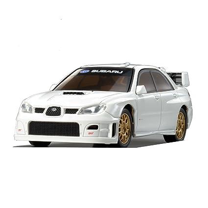 Kyosho Asc Fx 101rm Rc Car Parts Subaru Impreza Wrc White