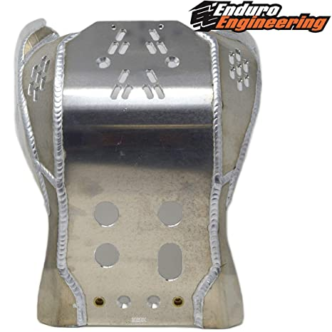 Compatible with 2019 KTM//Husqvarna 250//300 24-1019 Enduro Engineering Skid Plate
