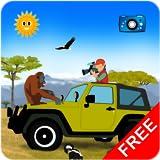 みんな見つけて:動物を探して-子供向け教育ゲーム-サファリの写真、パズル、ビデオ!