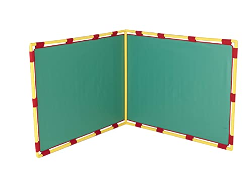 Children s Factory Big Screen Right Angle Panel – Green