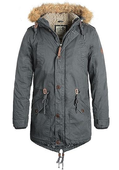 Männer Mantel Mantel Winterjacke Windjacke Woolen Solid