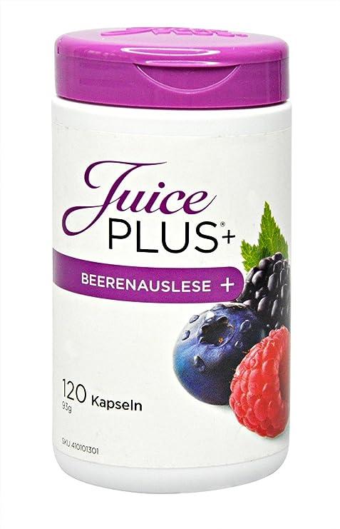 Juice Plus Cápsulas Pérdida de Peso, Zumo Plus Cápsulas Baya ...