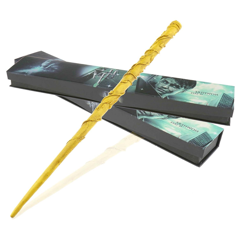 Harry Potter baguette magique en Résine Cosplay à Boîte jouet cadeau Hermine Creative-Idea