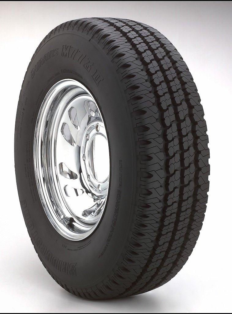 Bridgestone Duravis M773 II Radial Tire - 245/75R16 120R