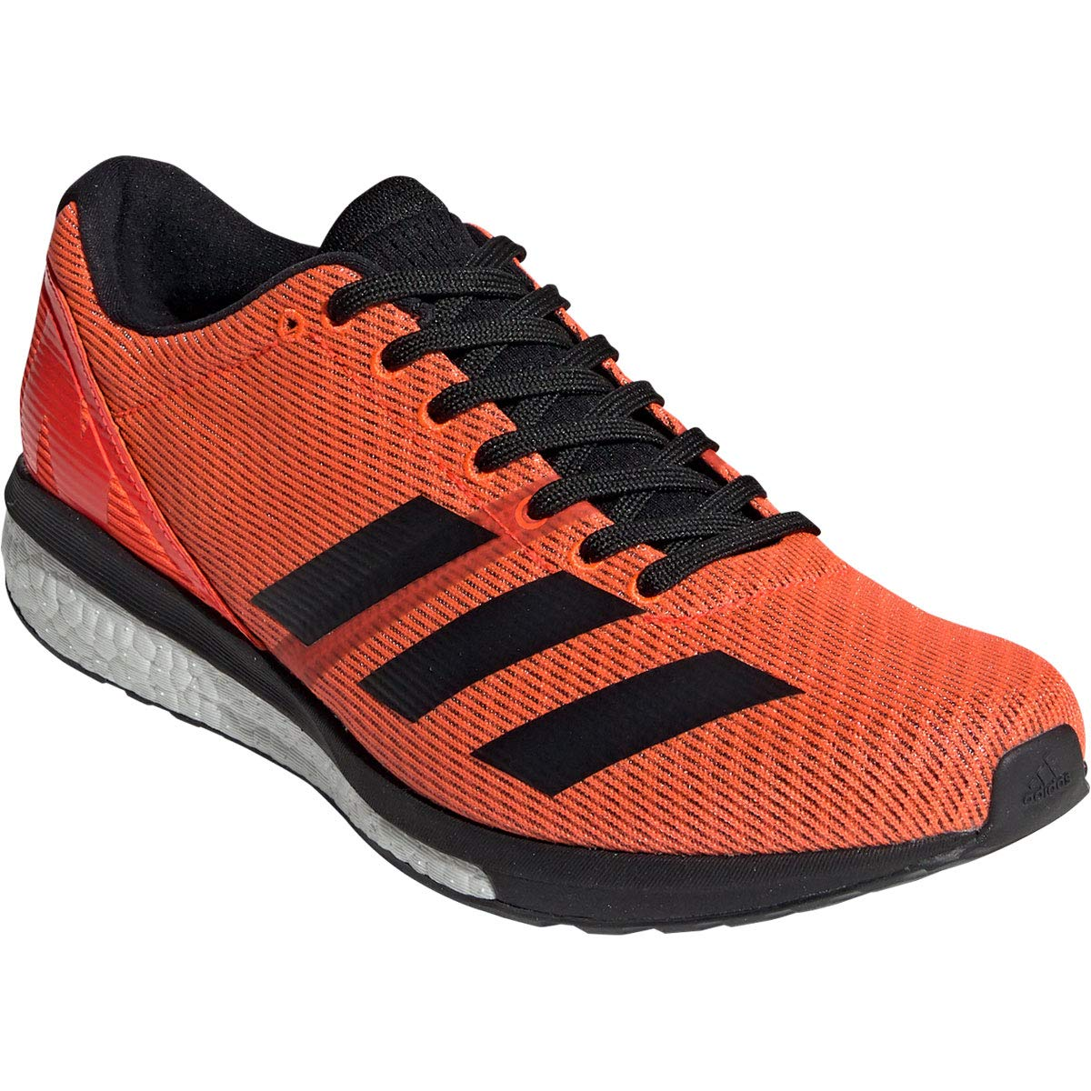 Rouge 46.5 EU adidas Adizero Boston 8 M M, Chaussures de Trail Homme