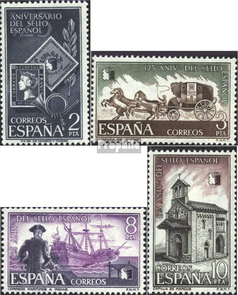 Prophila Collection España Michel.-No..: 2126-2129 (Completa ...
