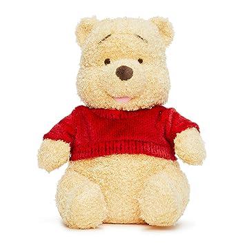 Posh Paws 37125 - Peluche de Winnie The Pooh, 25 cm, Color Rojo ...