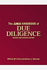 The AMA Handbook of Due Diligence Hardcover