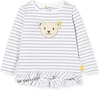 Steiff T-Shirt Longsleeve Camisa Manga Larga para Bebés