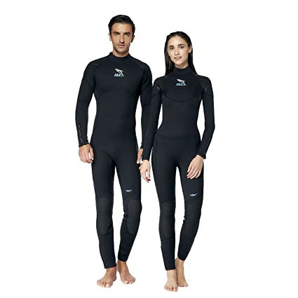 eb479bb0aa IST WS80 3mm Premium Diving Jumpsuit with Super-Stretch Panels (Men s