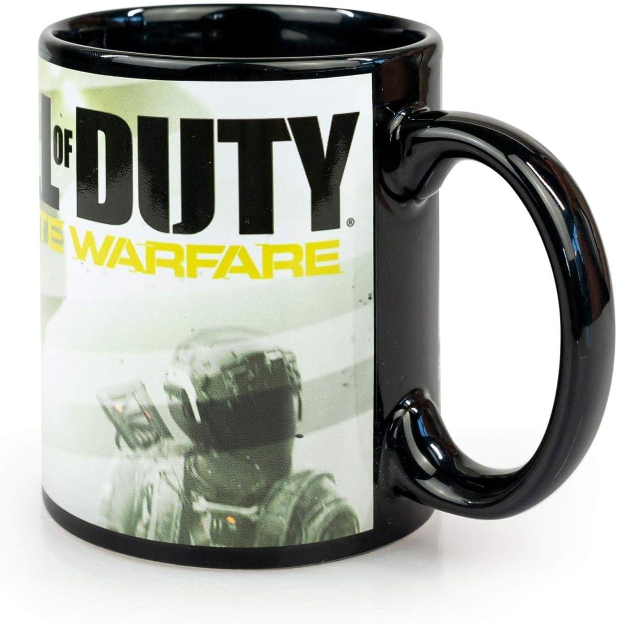 Call of Duty Costume | Call of Duty Infinite Warfare Ceramic Heat Reactive Mug