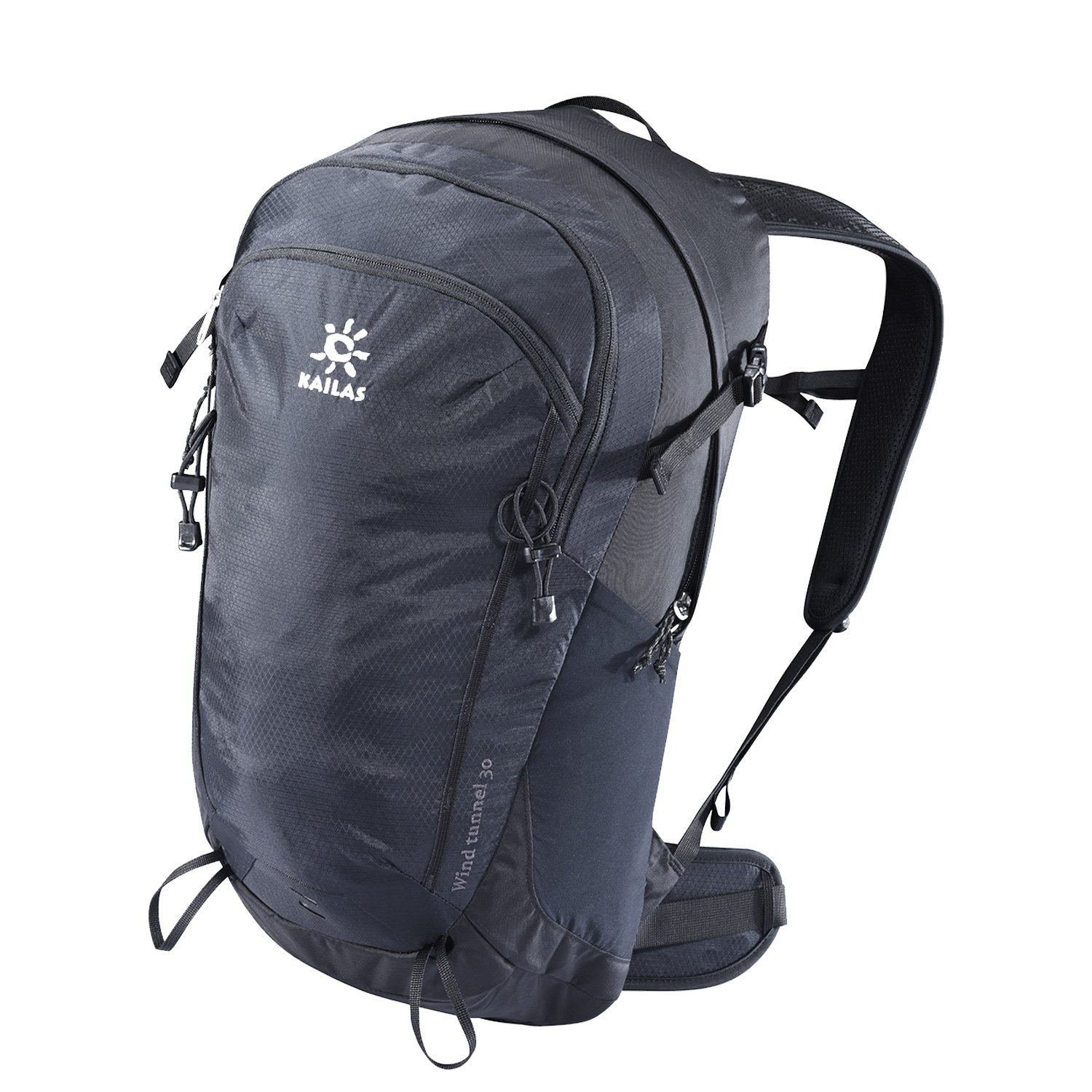 Amazon.com   KAILAS Light Weight Wind Tunnel Hiking Backpack 30L (Black)    Sports   Outdoors de3ccc726f