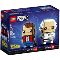 Deals on LEGO 41611 Brickheadz Marty McFly and Doc Brown