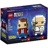 LEGO 41611 Brickheadz Marty McFly and Doc Brown