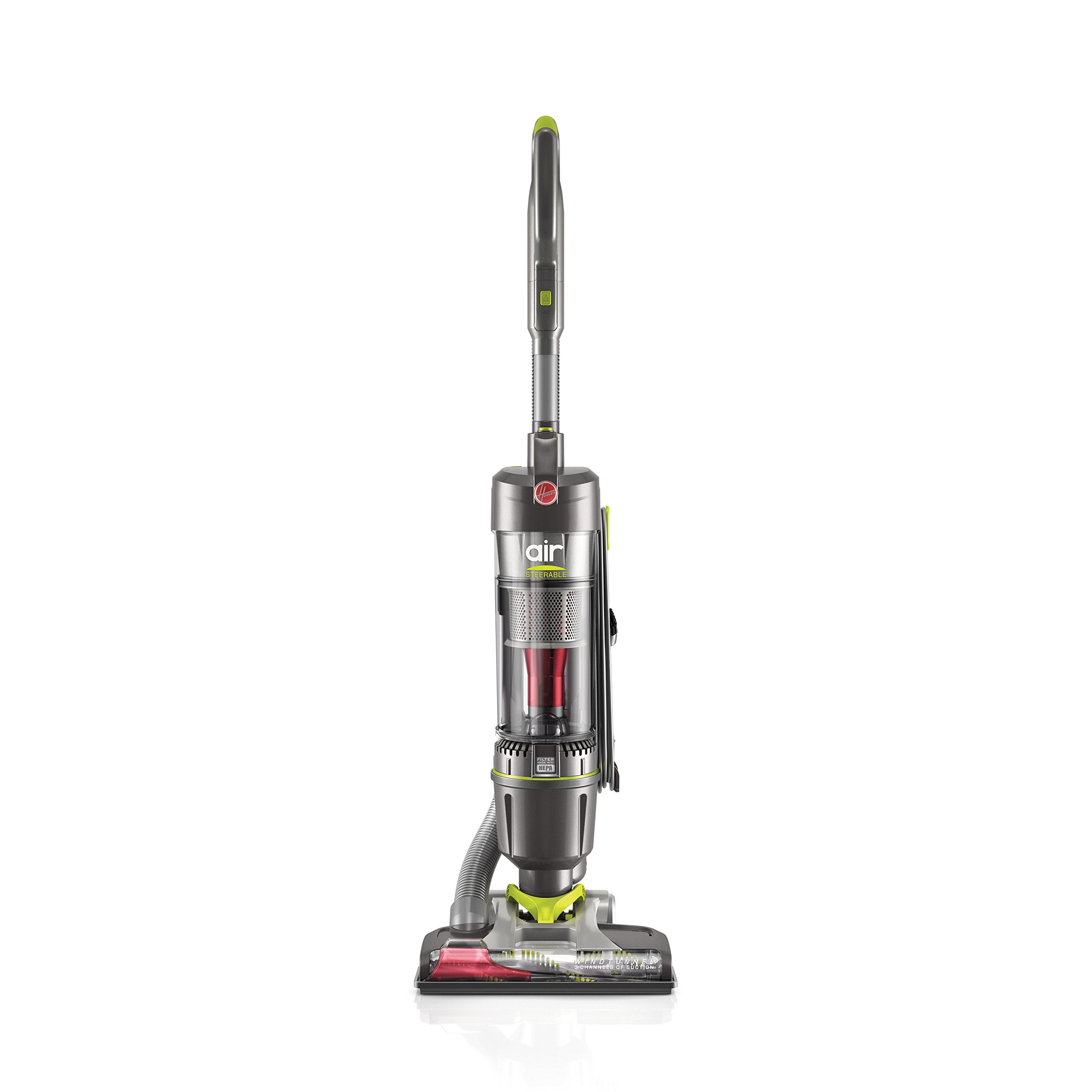 Hoover Vacuum Cleaner Air Steerable WindTunnel Bagless Lightweight Corded Upright UH72400 by Hoover