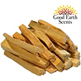 Premium Holy Palo Santo - 20 Smudge Sticks - 4.5 oz - 100% Natural and Organic - by Good Earth Scents