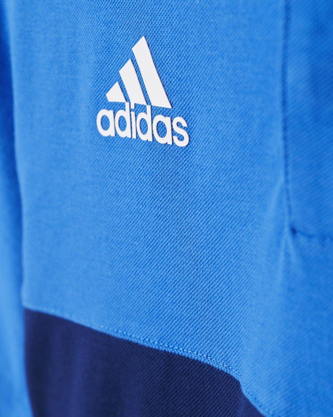 adidas France - Polo para Hombre, XXXL, dkblue/Blue: Amazon.es ...