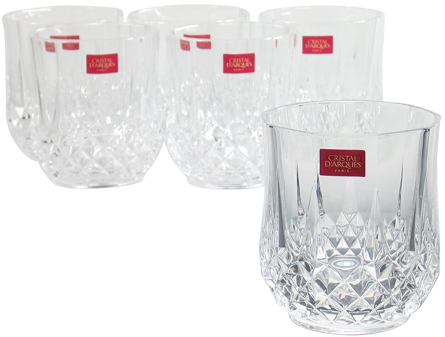 Cristal D'arques Elixir Old Fashioned Tumbler 30cl C6 Diamax Arc International 15454