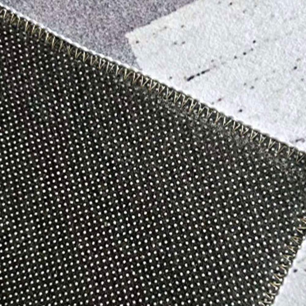 JYY Nordic 3D Gedruckt Teppiche Teppiche Teppiche Für Schlafzimmer Wohnzimmer Moderne Abstrakte Tee Tischteppiche Anti-Slip Bad Matten Küche Matte,B-160  230cm B07MGLYWZT Teppiche 9c8638