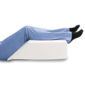 Amazon.com: Support Plus almohada de cama de cuña de pierna ...