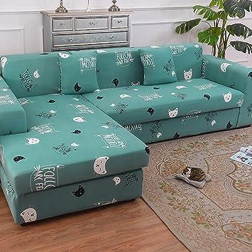 Amazon.com: Funda de sofá Kira Jacquard, funda de sofá ...