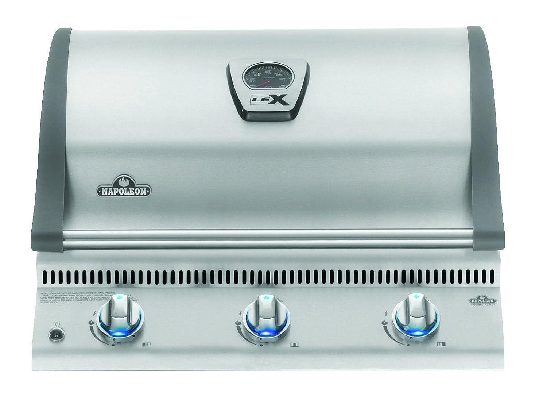 Napoleon LEX 485 Built-In Grill (BILEX485PSS-1), Propane Gas