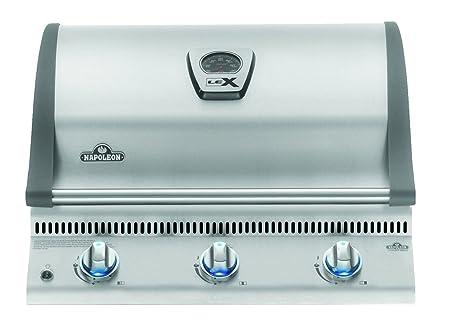 1. Napoleon LEX 485 Built-In Grill (BILEX485PSS-1), Propane Gas