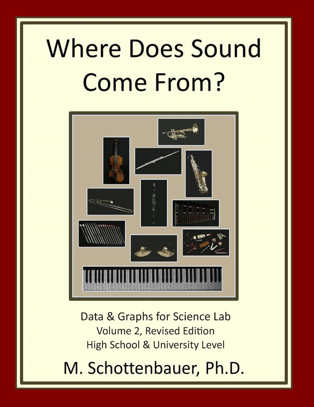 Download Where Does Sound Come From? Volume 2, Revised Edition: Data & Graphs for Science Lab pdf