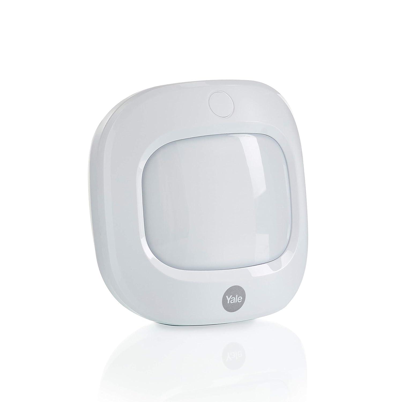 Blanco Yale Detector de Movimiento AC-PIR Smart Living