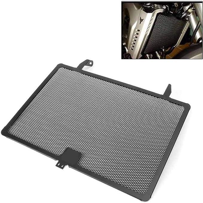 Gazechimp Rejilla de Protecci/ón de Radiador de Aluminio para Moto Protector Guardia de Parrilla de Radiador para Kawasaki NINJA650 Z650 para Ninja 650 Z650