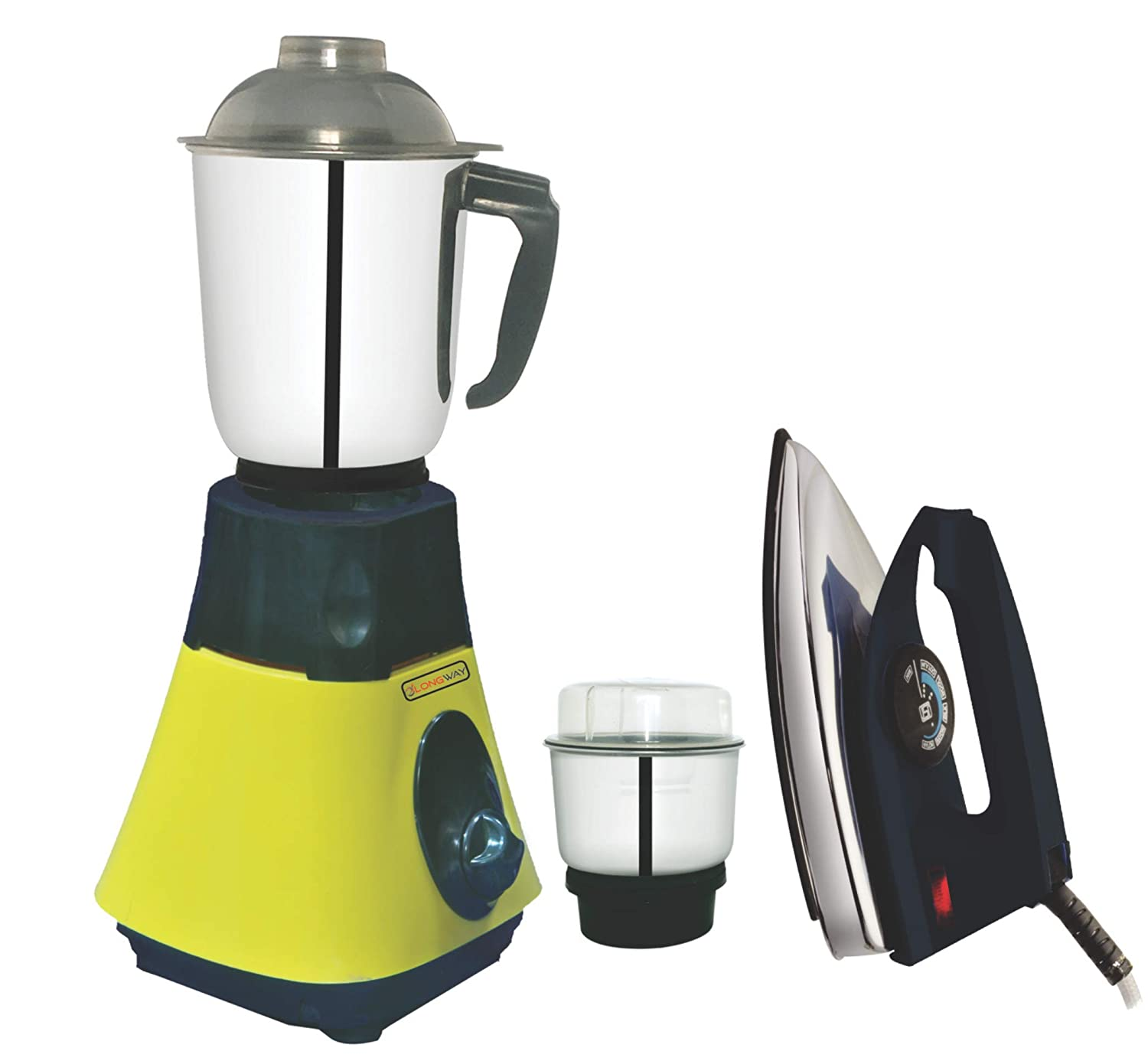 Buy Longway Jar Mixer Grinder 650w Off White Online At Low Prices In India Amazon In