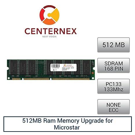 512MB RAM Memory for Microstar (MSI) MS6330 v3.0 (K7T Turbo Limited