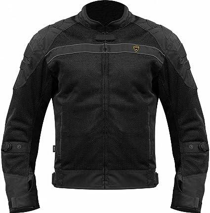 Large GDM-01 Mesh Motorcycle Jacket