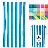 Dock & Bay Microfiber handdoeken voor reizen - grote strandhanddoek, snel droog en compact reishanddoek