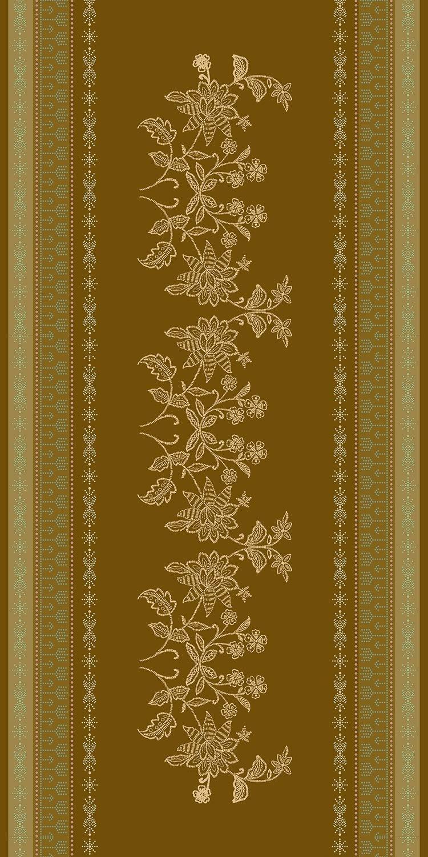 Bassetti Fermo Toalla de Mano 50 x 100 cm algod/ón Color Amarillo