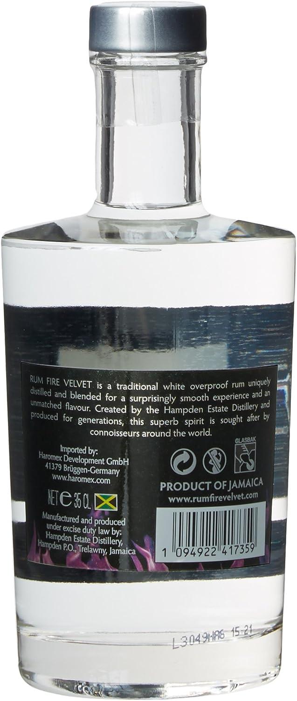 Hampden Estate Rum Fire Velvet overpr impermeable (1 x 0,35 l)