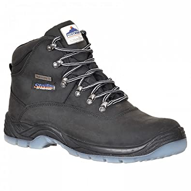 1b0757aad25b1e Portwest Unisex Steelite All Weather Boots S3 (FW57)   Work   Footwear   Amazon.co.uk  Shoes   Bags
