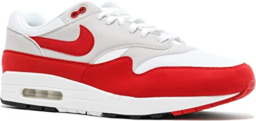 nike air max 1 anniversary red and white