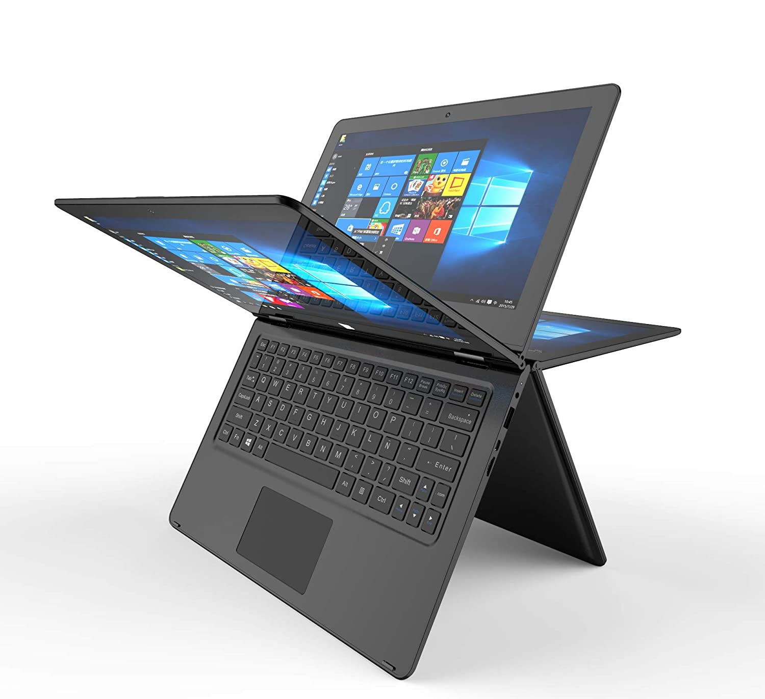 "Ordenador portátil Windows 10 Convertible 11,6"" Flex 360º"