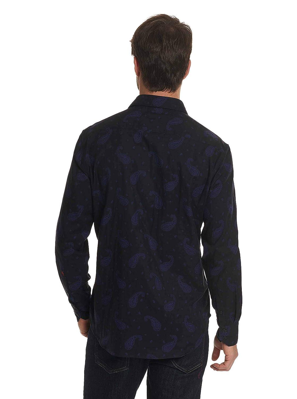Robert Graham Mens Wayfarer Cotton Classic Fit Sport Shirt